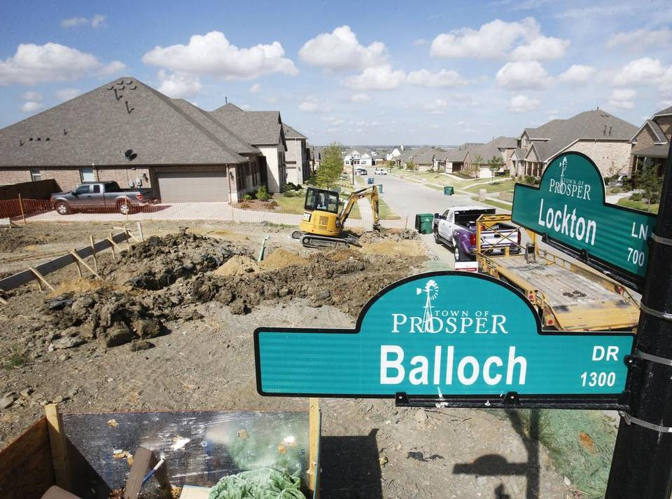 Texas will be marked by significantly slower rates of economic growth and jobs that will put the brakes on soaring home prices, economist said.