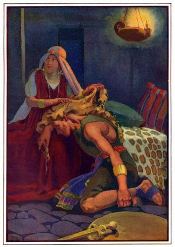 Samson and Delilah - Image 2