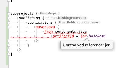 publishing to mavenLocal using build gradle kts