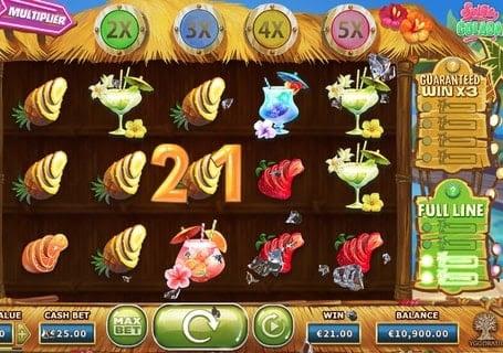 Играть бесплатно в игровой автомат spina colada рейтинг