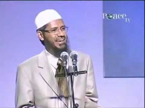 Why Muslims Don't Have Media Like BBC and CNN - Dr Zakir Naik Media and Islam Dubai