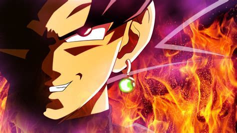 Goku Black Dragon Ball Super Anime Wallpaper #9649