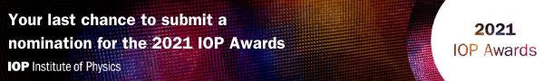 IOP Awards 2021