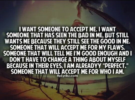 I Want Someone Who Will Love Me Quotes Archidev