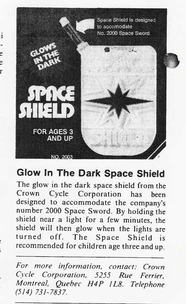 the infamous space sword space shield combo