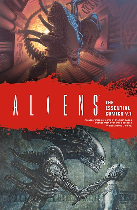 Aliens The Essential Comics Volume 2