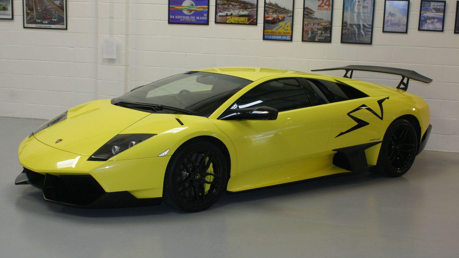 Rare 2009 Lamborghini Murcielago SV Up For Sale  Picture