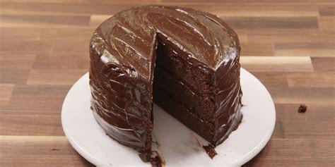 Best Chocolate Fudge Cake Recipe   How To Make Chocolate