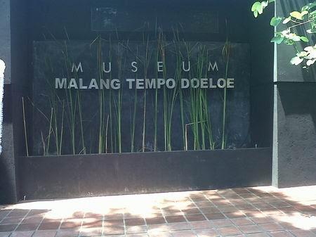 Museum Malang Tempo Doeloe [image by bloggerngalam.com]