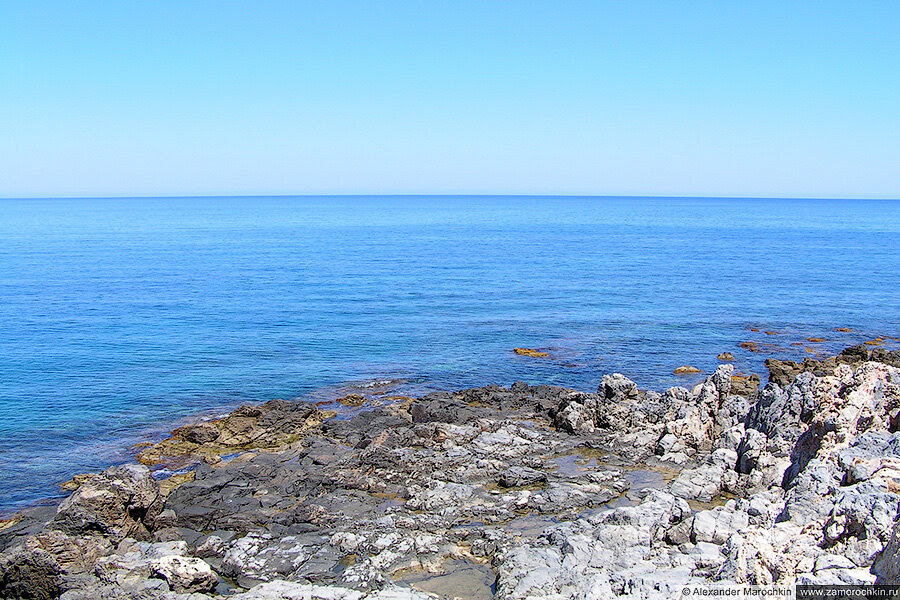 Море на Крите (Ретимно)