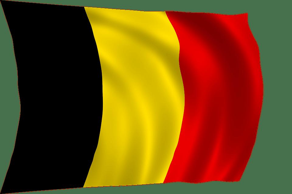 Wave Belgium Flag Transparent Png Stickpng