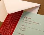 Cosmopolitan - Wedding Invitation Sample