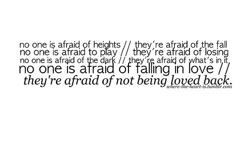 Quotes About Scared Of Heights 19 Quotes