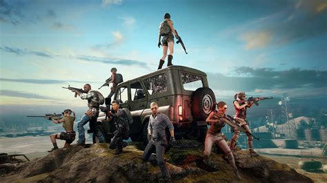 playerunknowns battlegrounds hd games
