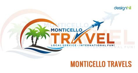 travel logo designs  difference