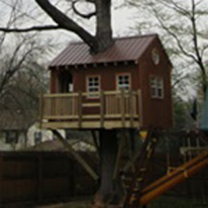 Treehouse Design Plans | How to Build Your Dream ...