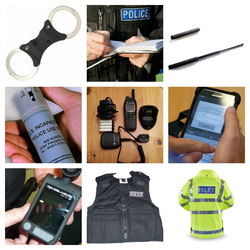 Police Equipment UK