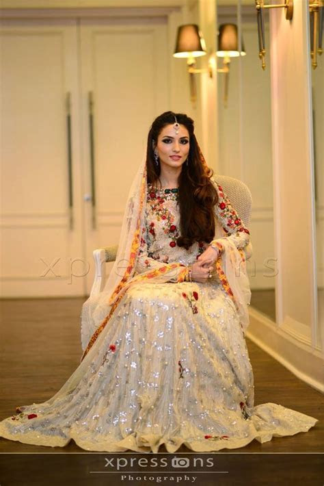 Latest Bridal Engagement Dresses Designs 2017 2018 Collection