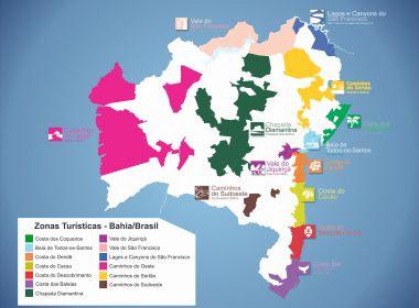Prazo para municípios entrarem no Mapa Turístico da Bahia termina nesta quinta