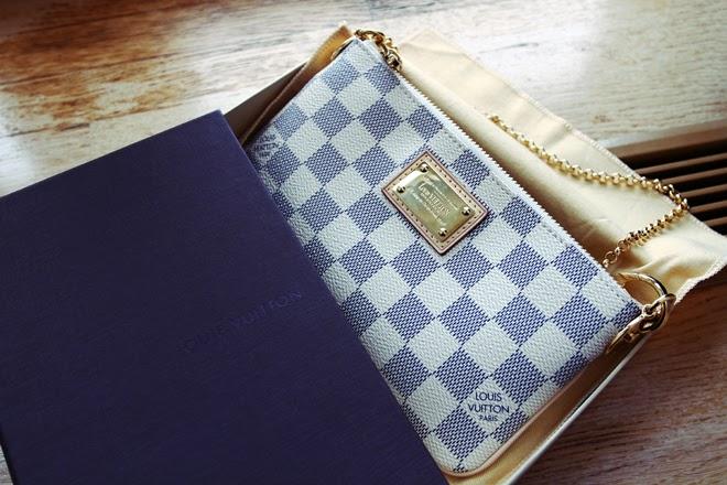 Myydään Louis Vuitton Käsilaukku : Louis vuitton pochette milla mm