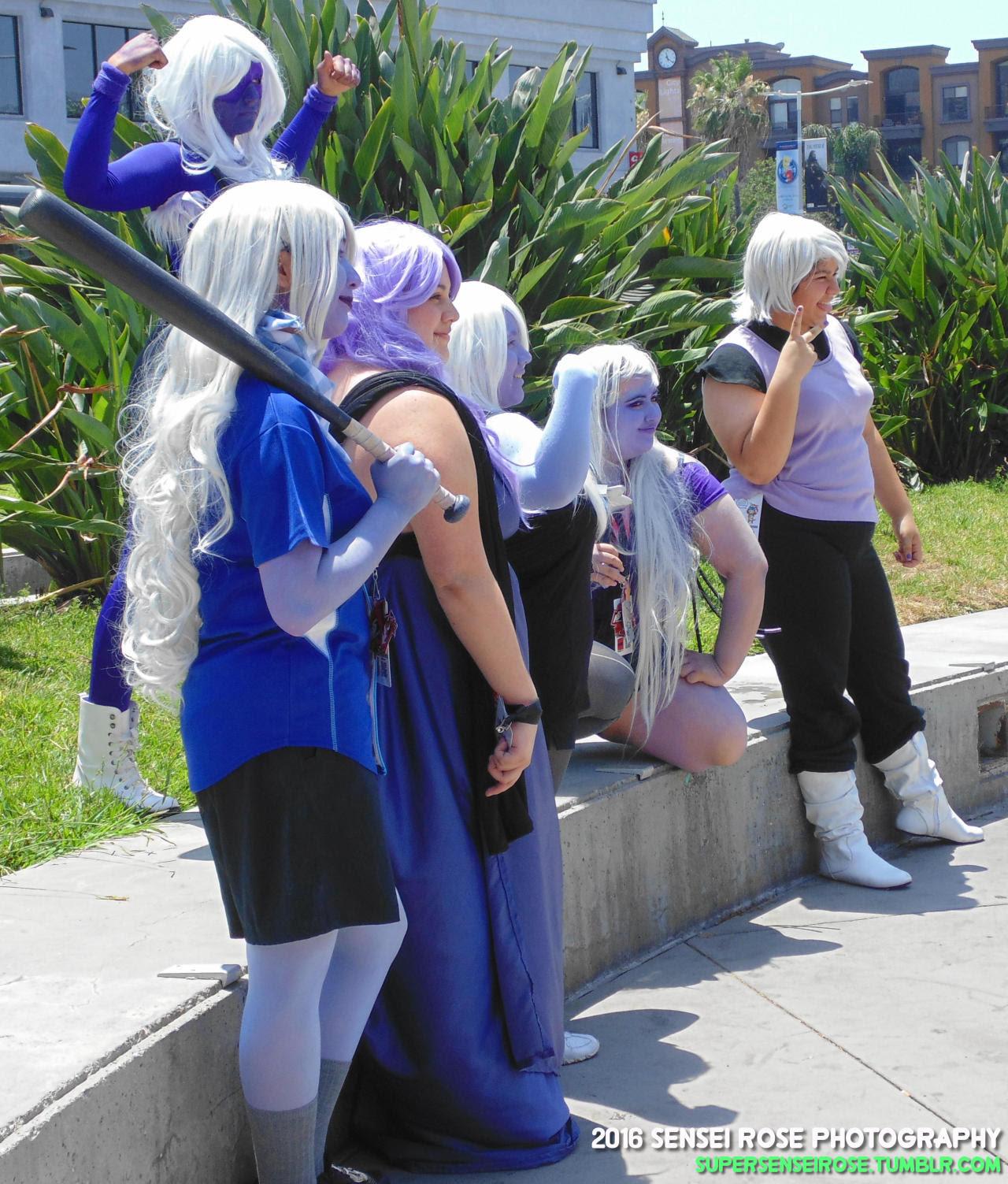 Steven Universe Gathering - AX 2016 (1 of 2)