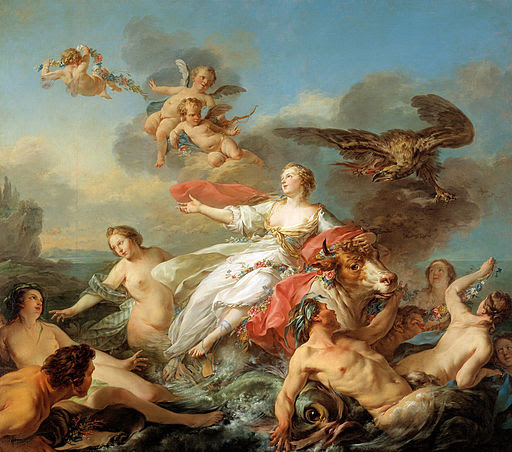 Marie Pierre Abduction of Europa