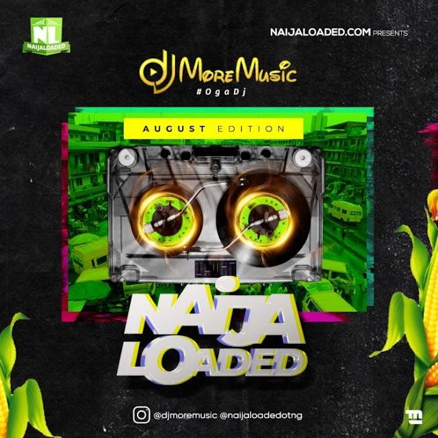 Mixtape: DJ MoreMusic – Monthly Mixtape (August Edition 2020)