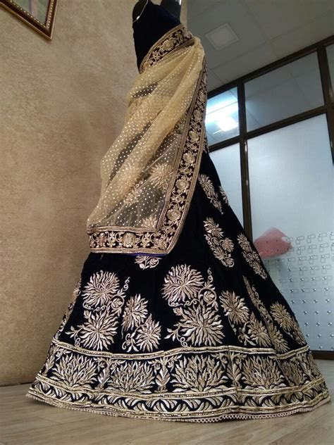 Wedding Bridal Lacha Choli Designer Indian Latest