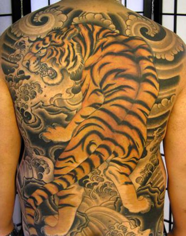 Tiger Tattoo Design Ideas And Pictures Page 2 Tattdiz