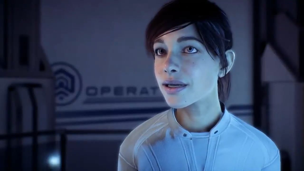 EA head claims BioWare's new IP delay 'completely unrelated' to tepid reception to Mass Effect: Andromeda screenshot