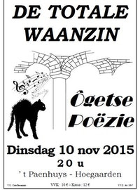 Concert DeTotale Waanzin