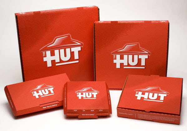 Pizza Hut Packaging Design Idea 5 25+ Sour & Spicy Pizza Packaging Design Ideas