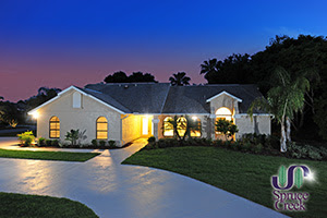 1918 Bay Lake Way, Renovated 4br 2ba home in Spruce Creek Fly-In