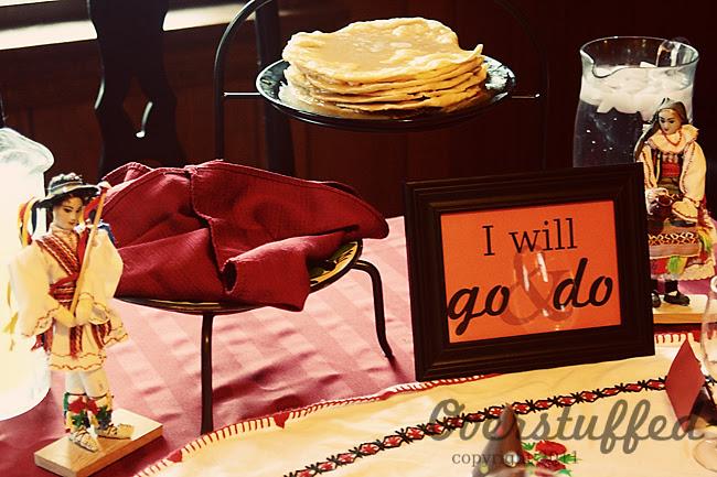 I will go and do