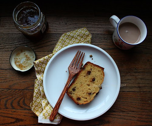 Date Nut Cake by Fitri D. // Rumah Manis