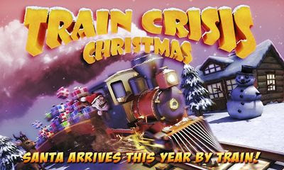 Screenshots of the Train crisis christmas for Android tablet, phone.