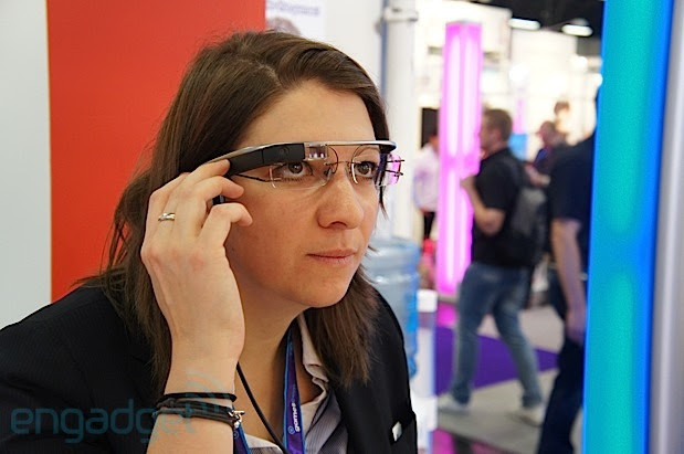 Escape for Google Glass is casual gaming for Explorers