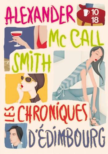 Couverture Les Chroniques d'Edimbourg, intégrale, tomes 1, 2 & 3