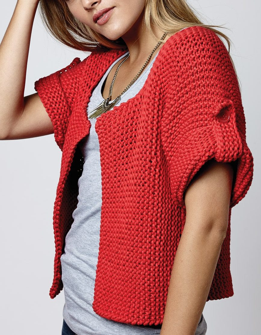 Free cardigan for beginners pattern knit easy hold you