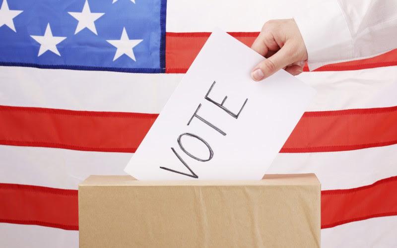 Risultati immagini per vote usa