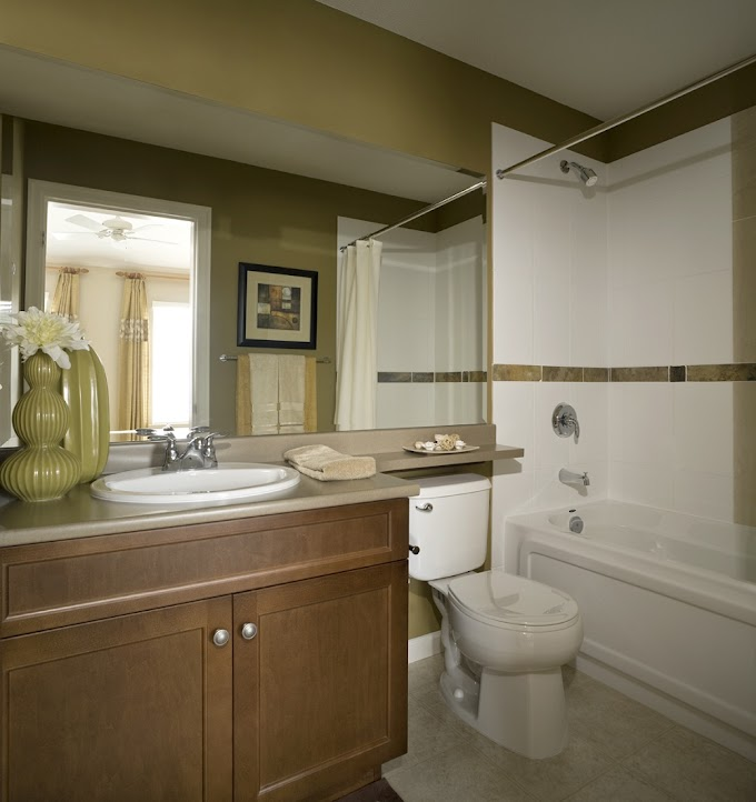 Best Of Green Bathroom Paint Color Ideas images