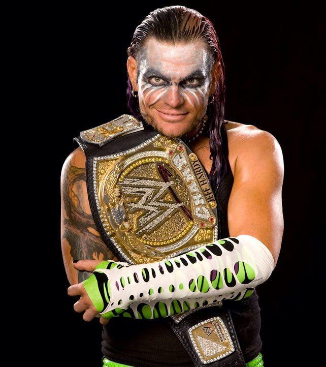 Best Jeff Hardy WWE Face Paint?   Wrestling Amino