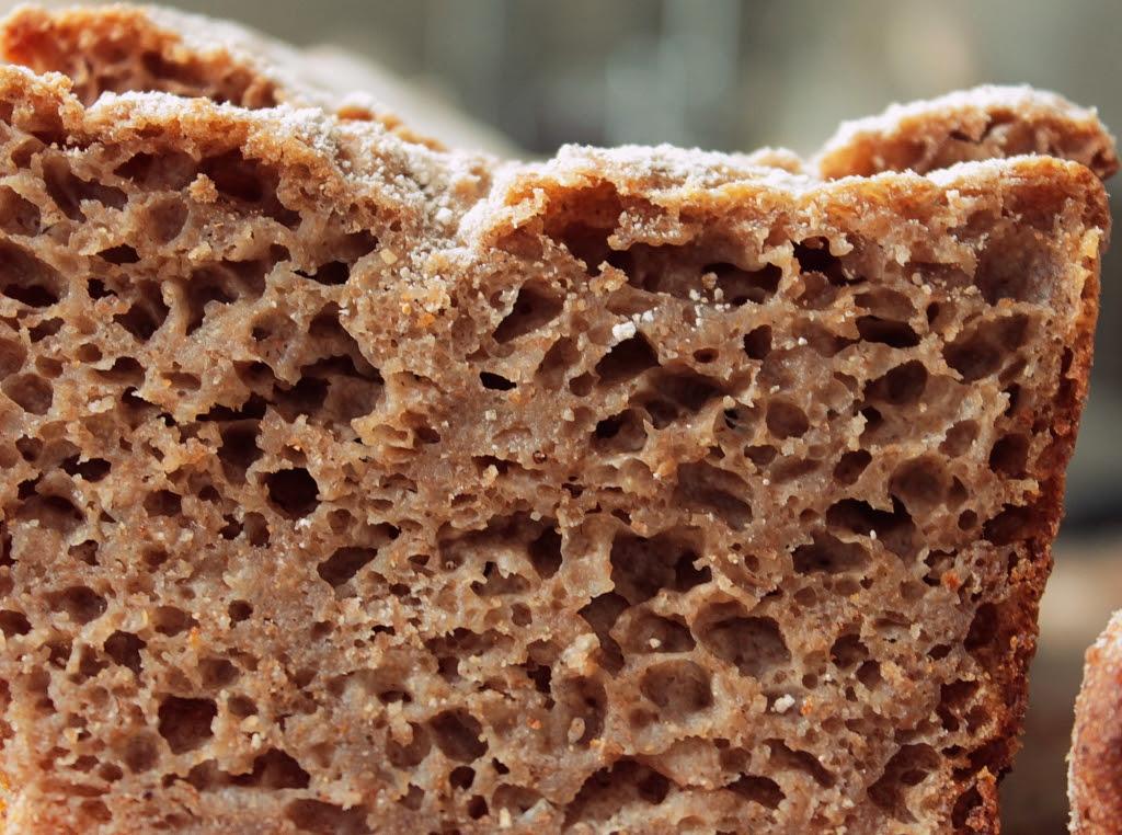 Introducing 100% RYE: Wheat-free, Fermented Rye Breads ...