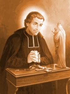 São Luís Maria foi um grande missionário apostólico da Igreja Católica.