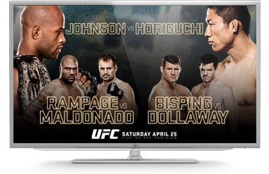 Pay-Per-View UFC Events | Upcoming UFC Fights | Comcast