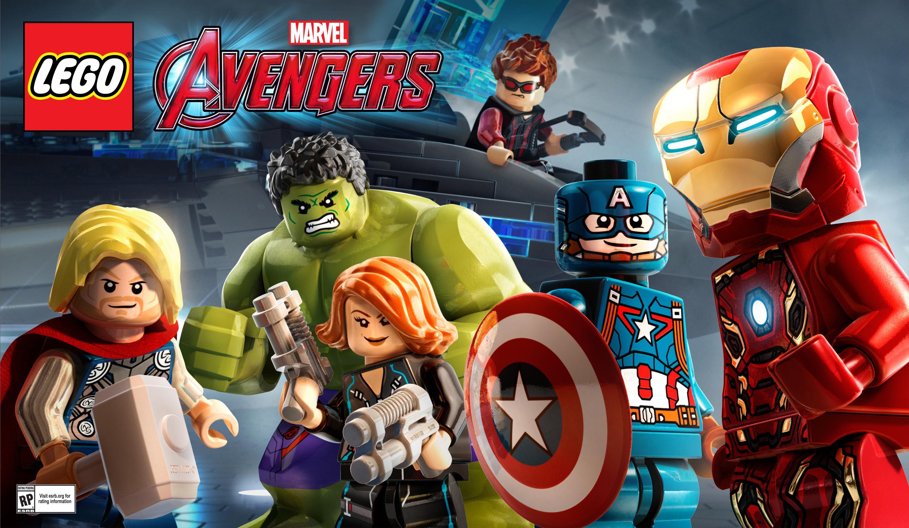 LEGO Marvel Avengers - סיקור משחק הלגו החדש בחבורה