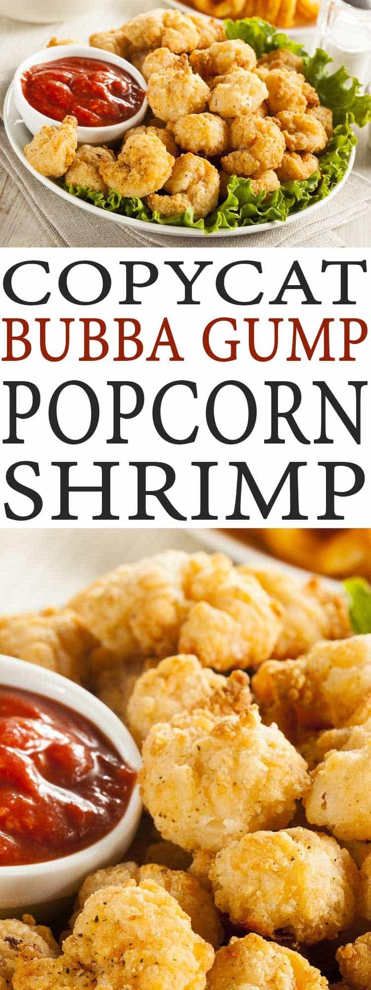 Copycat Bubba Gump P