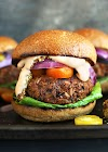Bite into Healthy Vegan Burgers with these great Plant-Based Recipes!