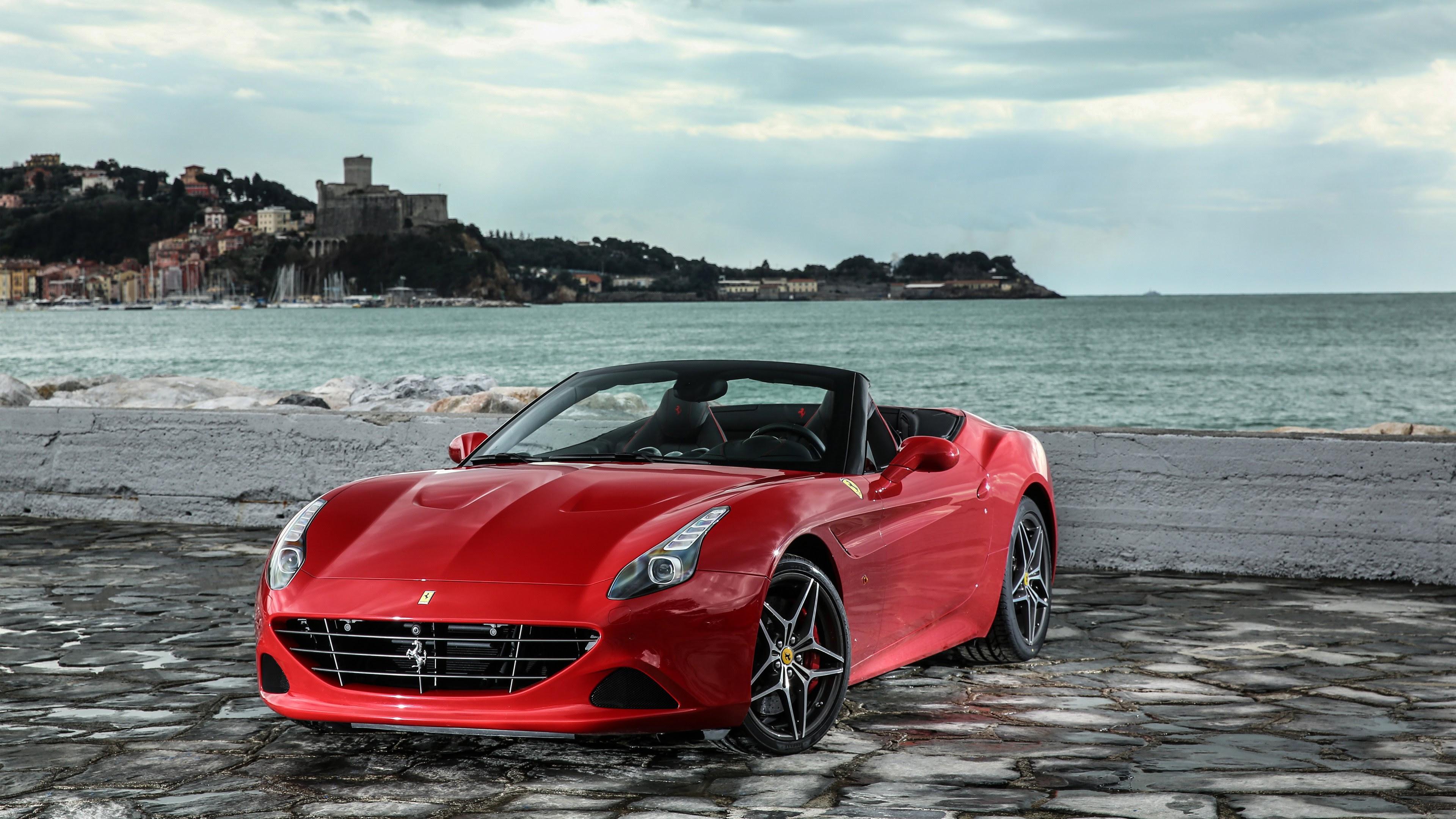 2016 Ferrari California T HS Wallpaper | HD Car Wallpapers ...