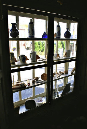 Window at Hepzibah's Cent Shop